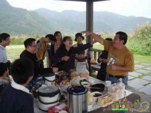 西班牙水花園鐵鐵馬社:鼻頭角美景野餐團3